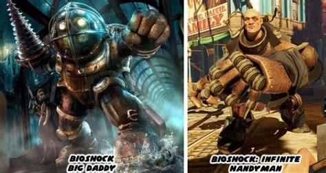 Who Would Win Big Daddy Vs Handyman Bioshock Amino