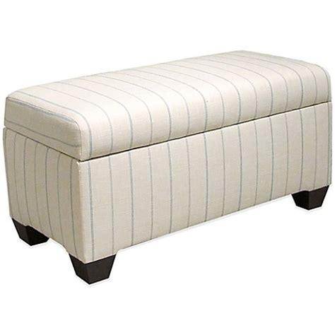 Skyline Furniture Bench - skyline furniture storage bench in fritz sky bed bath