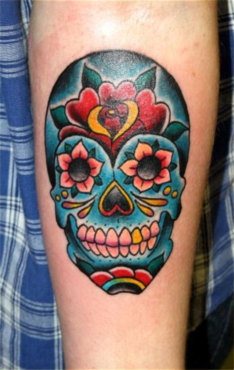 candy skull tattoos designs ideas  meaning tattoos