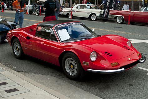 Classic Ferrari By Brandonlee88 On Deviantart