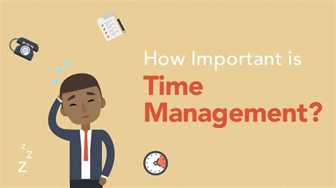 The Importance of Time Management | Brian Tracy - YouTube