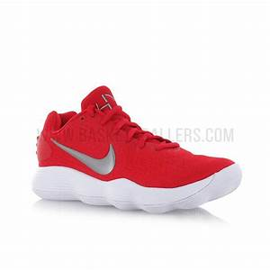 Nike Hyperdunk 2017 Low Red White -Viniflhor