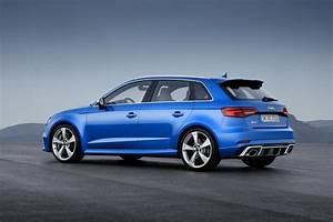 Audi Rs3 Sportback : audi gives rs3 sportback a facelift and 400 horses ~ Nature-et-papiers.com Idées de Décoration