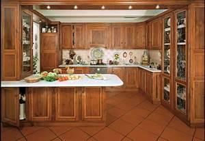 Mueble de cocina Provenzal 01 Muebles de Cocina Balt Chile