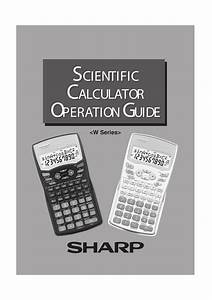 Download Free Pdf For Sharp El
