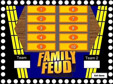 list of reasons for leaving a job list of all the questions family family feud answers