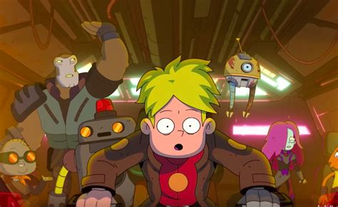 final space season  trailer sees  return   epic
