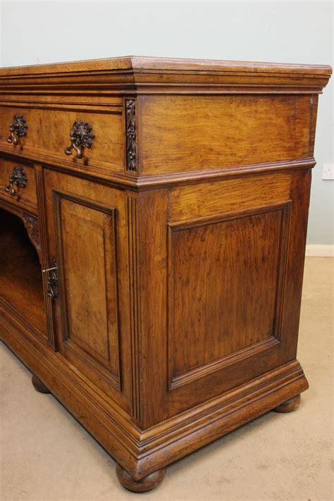 Dresser Sideboard by Quality Antique Pollard Oak Sideboard Dresser