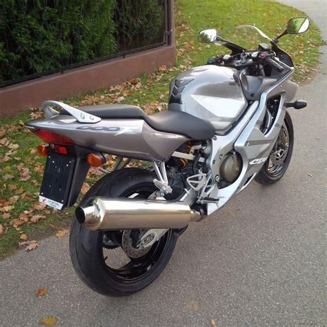2007 Honda Cbr 600 F4i