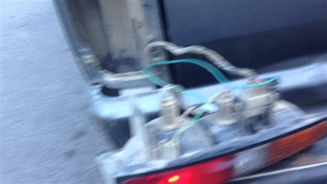 How Wire Trailer Light Receptacle Into Your Car