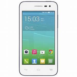 Alcatel One Touch Pop S3 4G Blanc