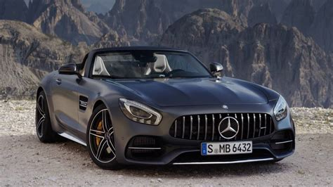 Mercedes-amg Gt C Roadster & Mercedes-amg Gt Roadster