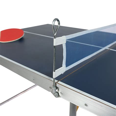 ping pong table accessories 60 inch table tennis ping pong portable folding table and