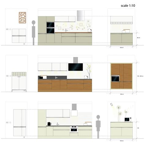 modular kitchen cabinets dimensions key dimensions for an ideal modular kitchen nei8ht designs 7808