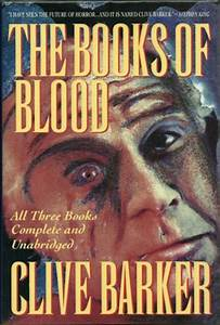 Clive Barker - The Books Of Blood [9780880297394] on Book ...