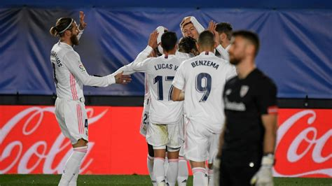 Resultado Real Madrid - Athletic: goles y resumen, en ...