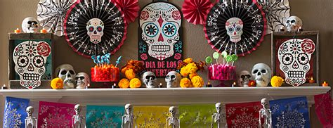 day   dead decorations party delights