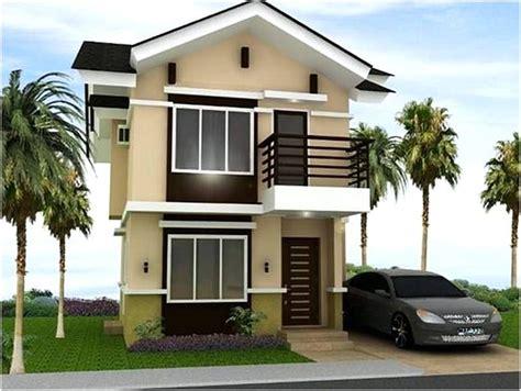 desain konsep rumah minimalis 2 lantai modern mewah