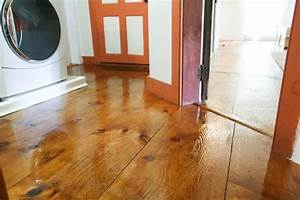 how to refinish old wood floors without sanding ehow With how to restore a hardwood floor without sanding