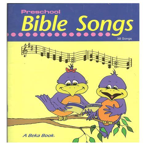 abeka preschool bible songs second harvest curriculum 729 | ABK453864