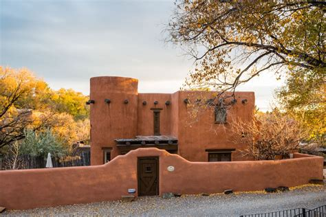 Picture-perfect Adobe House Wants 5k In Santa Fe