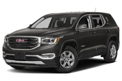 gmc acadia owners manual  service manual owners