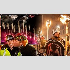 What Is Hogmanay? How Is New Year's Eve Celebrated In Scotland? Expresscouk