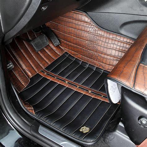custom car floor mats buy wholesale classic crocodile print pvc custom auto