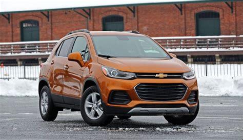 2019 Chevrolet Trax Fwd Review And Redesign  2018 2019