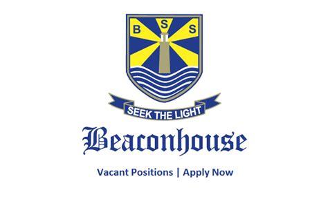 beaconhouse jobs jan