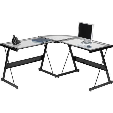 target desk l computer desks l shaped desk with side storage