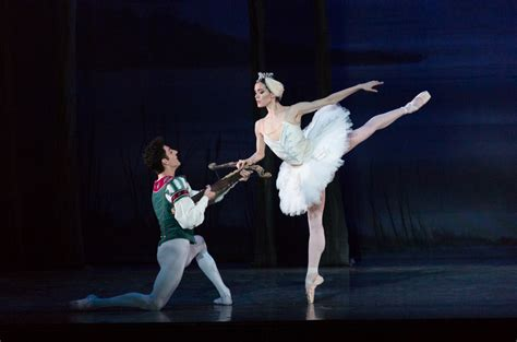 theater review swan lake daily bruin
