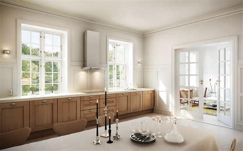 modele cuisine hygena la cuisine en bois une tendance indémodable inspiration
