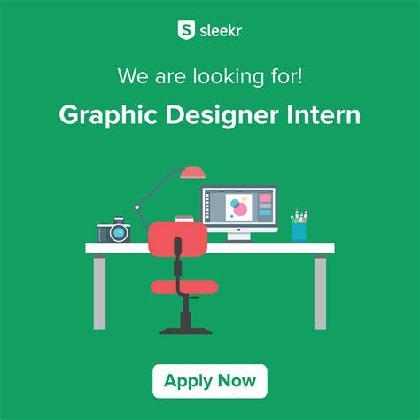 graphic designer intern studentjob indonesia