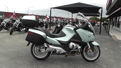 Bmw R1200rt For Sale by W18186 2010 Bmw R1200rt W Abs Used Motorcycle For Sale