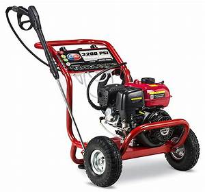 All Power 3200 Psi 2 6 Gpm Gas Pressure Washer Product