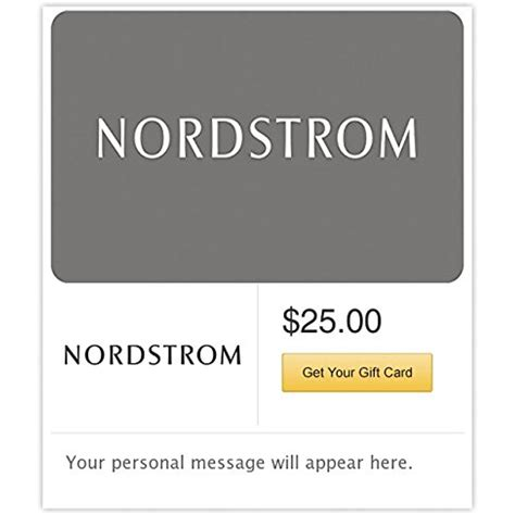 Fashion access, exclusive services, amazing experiences. Nordstrom Gift Cards - E-mail Delivery *** Want additional ...