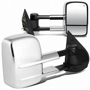 Factory Style Tow Mirrors   Gmc