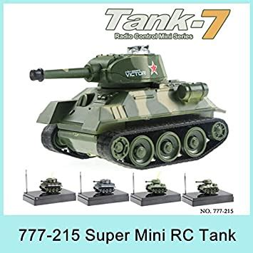 Some children ran away and others died at the schools. Amazon.com : 777-215 4CH Infrared Radio Control Super Mini RC Tank Toy with LED Light Toys Best ...