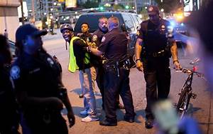protests against violence continue across u s