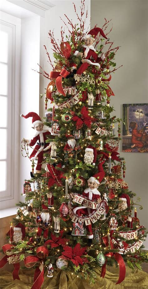 ways to decorate christmas tree 40 ways to decorate a christmas tree 9009