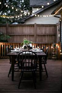 Amazing string lights for your outdoor patio home