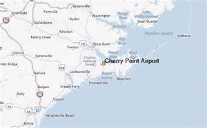 Cherry Point Airport Weather Station Record
