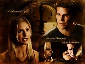 Buffy The Vampire Slayer Couples images buffy and angel HD ...