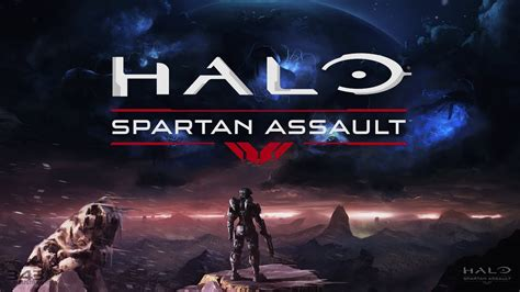 Halo Spartan Assault Announcement Trailer Youtube