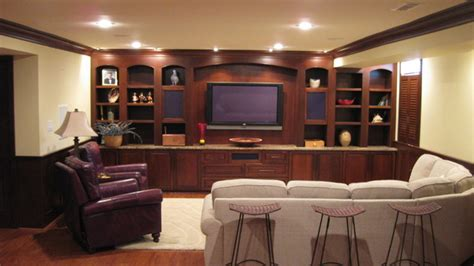 Custom Home Entertainment Center And Cabinetry At Basement Doggie Door For Screen Enclosure Keypad Lock Schlage Knob Denver Doors Baldwin Knockers Hello Mat Whirlpool Switch Window Treatments Patio
