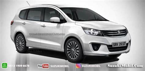 All New Suzuki Ertiga Crossover 2018  Promo Suzuki Ertiga