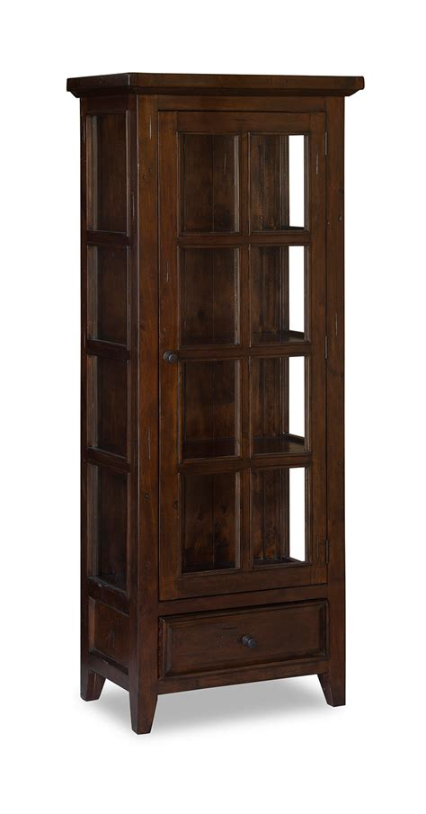 hillsdale tuscan retreat small display cabinet in park