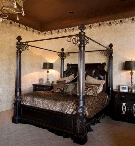 chambre gothique 12 impressionnantes décorations de chambre gothique