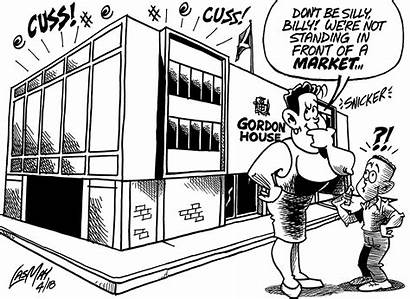 Thursday April Cartoons Jamaica Gleaner Cartoon